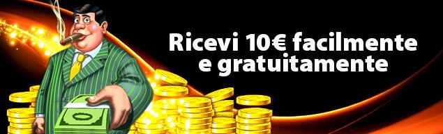 Per te 10€ facili facili