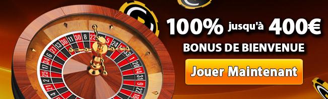Roulette en Ligne | Bonus de 400 $ | Casino.com Canada