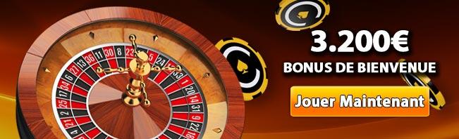 Roulette Live | BONUS DE € 400 | Casino.com Suisse
