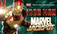 Iron Man with Marvel Jackpot Tragamonedas
