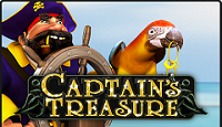 Captain's Treasure Pro Online Pokies