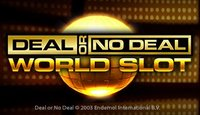 Deal or No Deal World Slots