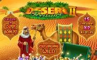 Desert Treasure Slots