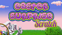 Easter Surprise Scratch Card