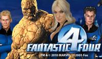 Fantastic Four Tragamonedas