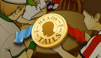 Heads or Tails Arcade Games