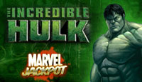 Hulk with Marvel Jackpot Slots