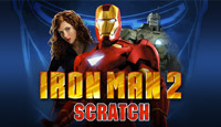 Iron Man 2 Scratch Cards