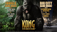 Kong, The 8th Wonder of the World Tragamonedas