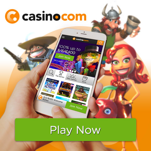 Play on-the-go with our mobile-friendly casinos !