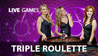 Ruleta Triple en Vivo