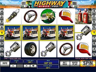 Spielen sie Highway Kings Pro Automatenspiele Online bei Casino.com Österreich