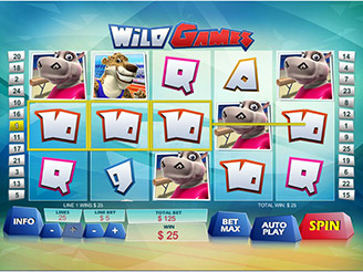 Pelaa Wild Gambler - kolikkopeliä netissä sivulla Casino.com Suomi