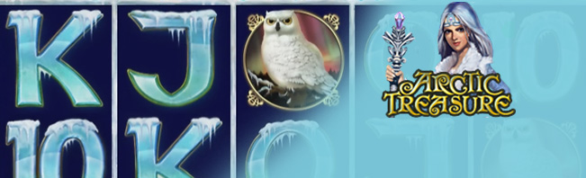 Play Arctic Treasure Slots Online at Casino.com Canada