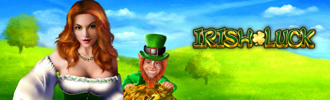 Play Irish Luck Scratch Online at Casino.com NZ