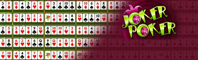 best us online casino joker poker