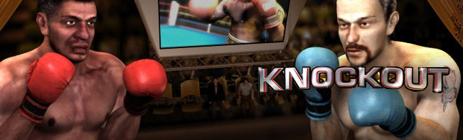 Play Knockout Arcade Game at Casino.com UK