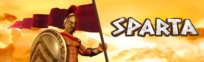 Play Sparta Slots Online at Casino.com NZ