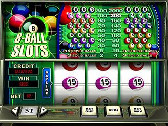 Machines à sous 8 Ball Slot | Casino.com France