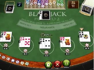 Play Blackjack Peek Online