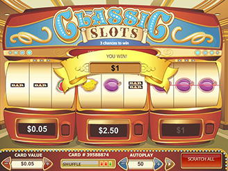 Play Reel Classic 3 Slots Online at Casino.com Canada