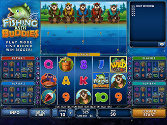 Fishing with Buddies Spielautomat | Casino.com Schweiz