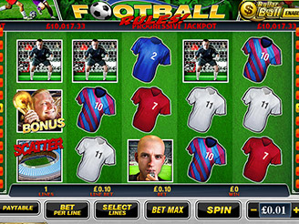 Football Rules Spielautomat | Casino.com Schweiz