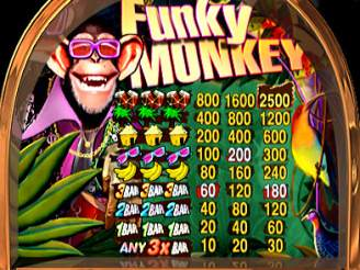 Play Funky Monkey Slots Online at Casino.com Canada