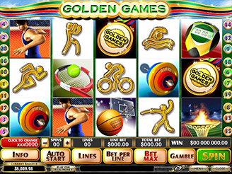 Machines à sous Golden Games | Casino.com France