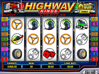 Highway Kings Slots