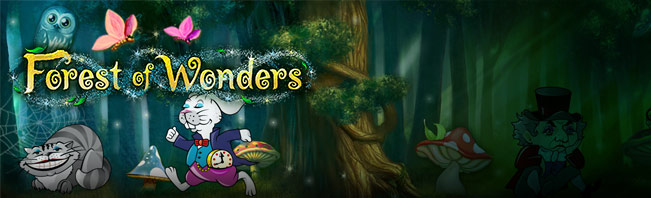 Play Forest of Wonders Online Pokies at Casino.com Australia