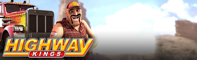 Highway Kings Spielautomat | Casino.com Schweiz