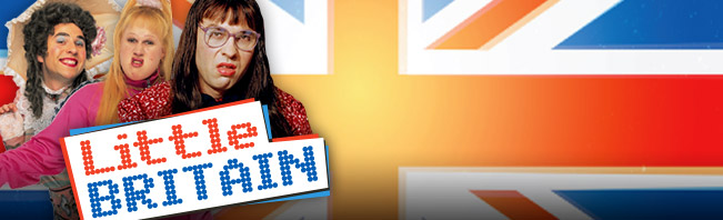 Play Little Britain online slots at Casino.com