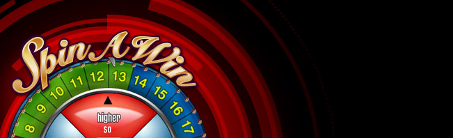 Play Spin A Win Arcade Game Online at Casino.com NZ
