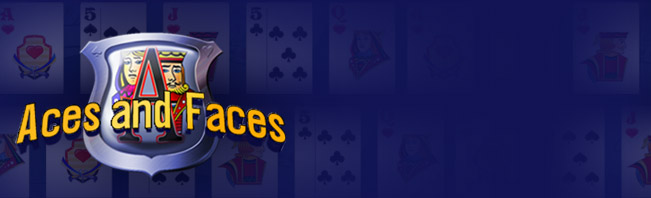 Aces and Faces Online Video Poker