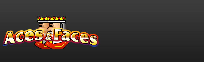 4 Line Aces and Faces Online Video Poker