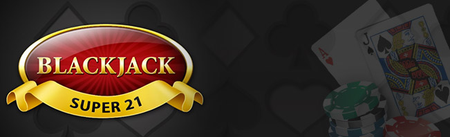 Blackjack Super 21 | bis 400 € Bonus | Casino.com Schweiz