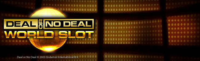 Deal or No Deal International Slots