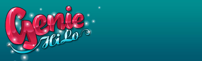 Play Genie's Hi Lo Arcade Games Online at Casino.com