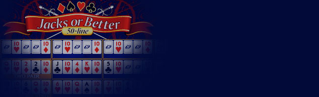 Play 25 Line Aces and Faces Videopoker Online at Casino.com Australia