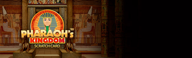 Play Pharaoh's Kingdom Scratch Online at Casino.com Canada