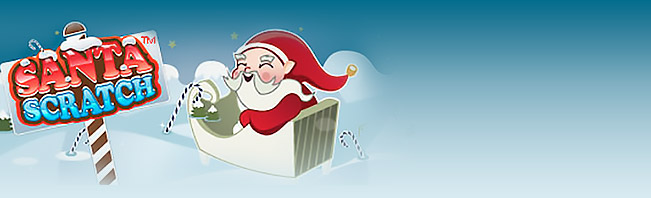 Play Santa Scratch Online at Casino.com NZ