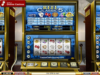 Play Tropic Reels Online Pokies at Casino.com Australia