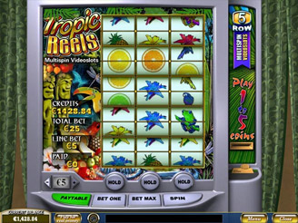 Machines à Sous Tropic Reels | Casino.com France
