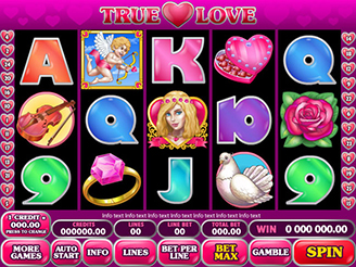 True Love Slots | $/£/€400 Welcome Bonus | Casino.com