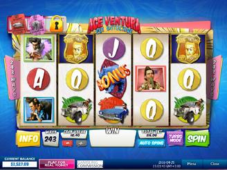 Play Ace Ventura Pokies at Casino.com Australia