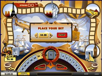 Play Around The World Arcade Game at Casino.com UK