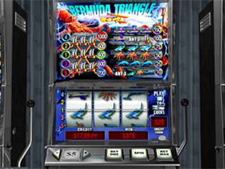 Machines à sous Bermuda Triangle | Casino.com France