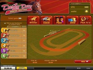 Derby day casino game horseshoe casino in hammond in