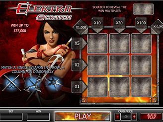 Play Blackjack Scratch Online at Casino.com Australia